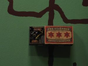 Matchbox radio