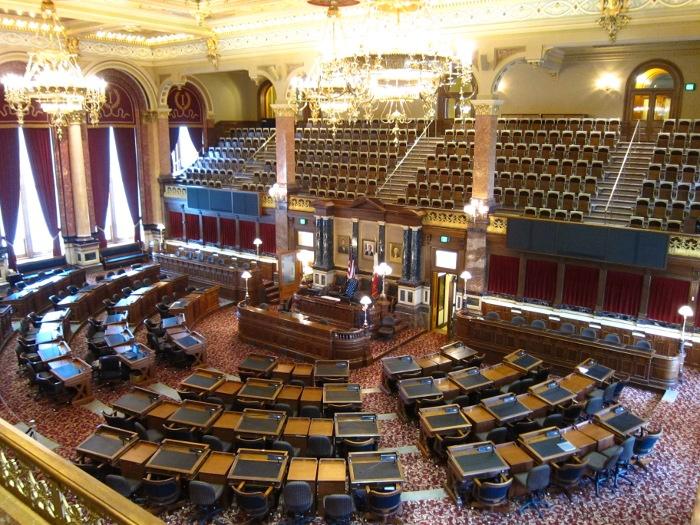 The state senate